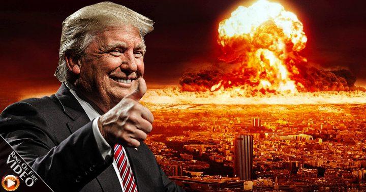 El aterrador Trump, más terrorífico que la Guerra Fría.