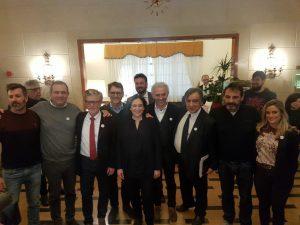 Mittelmeerstädte setzen sich für das Leben und die Verteidigung von Menschenrechten ein