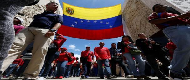 """""""Ni Geopolítica, ni petróleo: Lo de Venezuela es un acto ejemplarizante"""""""