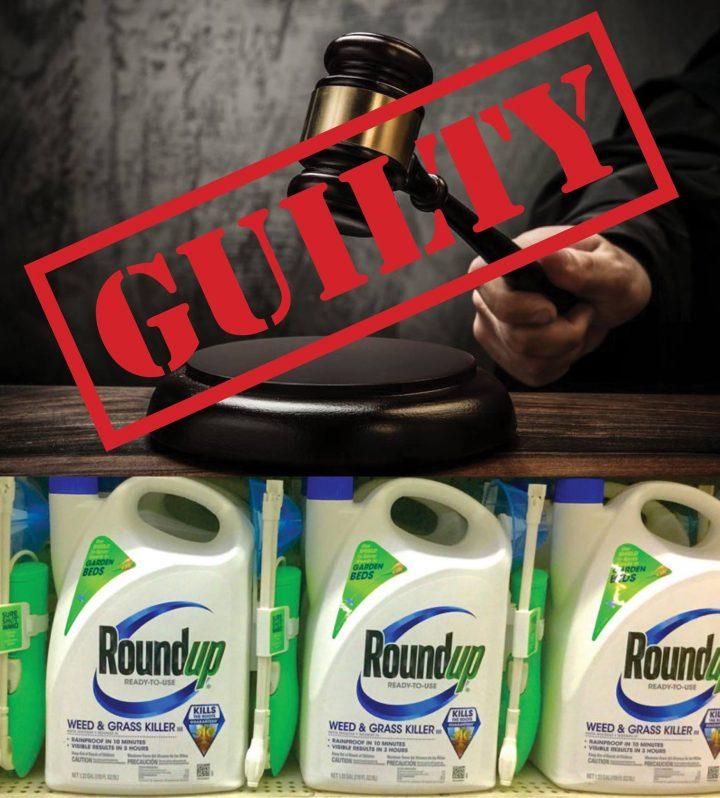 El veredicto está dado: Monsanto fue encontrado responsable del cáncer de un hombre y se le ordena pagar 80 millones de dólares por daños y prejuicios