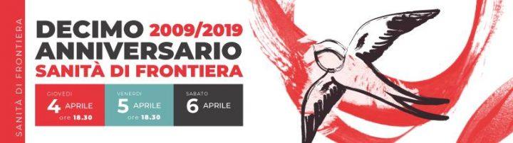 Varese, decimo  anniversario Sanità di Frontiera