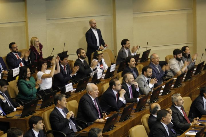 Chile – Acuerdo administrativo de la Cámara: una trama de tres capítulos