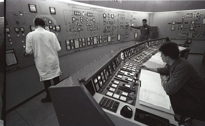 Als in der Schweiz ein Atomreaktor explodierte
