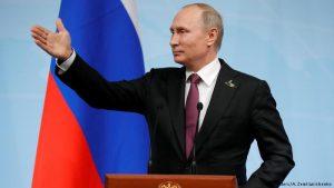 Putin y el atavismo de Pedro el Grande