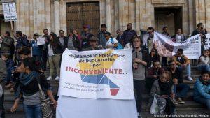 ¿Qué paso con el acuerdo de paz en Colombia?