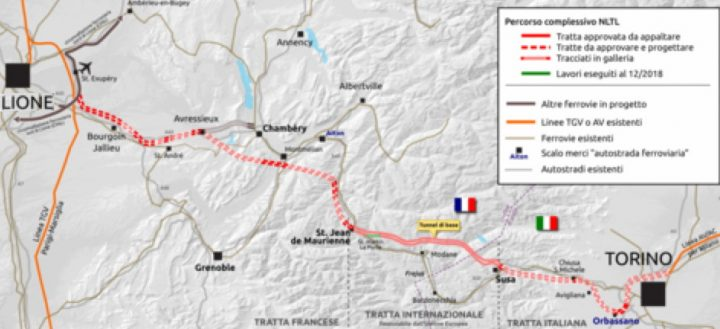 Il lato oscuro della Torino-Lione svelato: novità eclatanti che rivelano la manipolazione dei dati