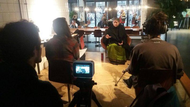 Per un'agricoltura libera da veleni: incontro con Vandana Shiva a Roma