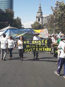 Marcha Mundial contra el cambio climático