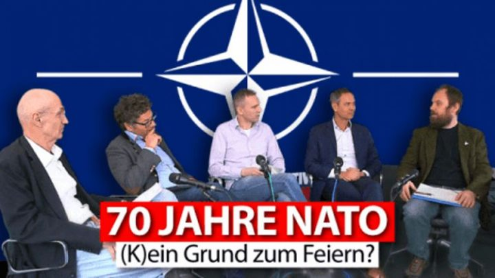 70 Jahre NATO - (K)ein Grund zum Feiern?