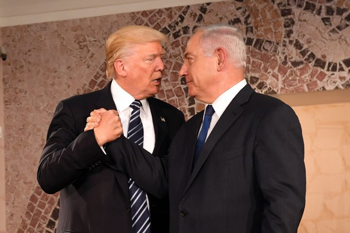 Donald Trump: Golan Heights bombshell reverses 40 years of US policy and throws Middle East into turmoil