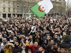 Fermare la repressione del popolo algerino, per il rispetto dei diritti umani