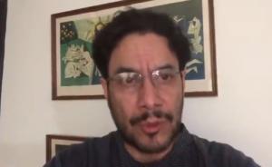 """Iván Cepeda: """"En Colombia hay un nuevo enfrentamiento político entre las fuerzas que queremos la paz y quienes intentan volver al pasado"""""""
