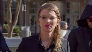 Brave Heart: The Unrelenting Courage of Chelsea Manning