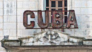Cuba: Poner letras a losnúmeros