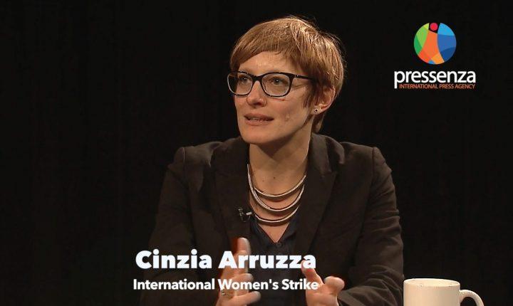 Face 2 Face with Cinzia Arruzza