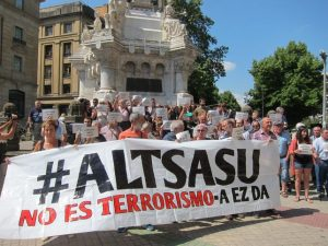 España: ¿la fuerza sin justicia es tiranía?