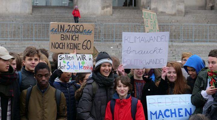 Luz verde para la joven de 16 años Greta Thunberg