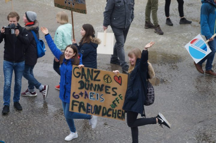 Fridays for Future: 25000 demonstrieren mit Greta Thunberg in Berlin für Klimastreik