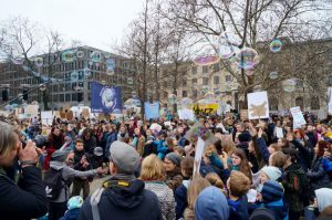 Fridays for Future: 25000 demonstrieren mit Greta Thunberg in Berlin