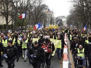 [Reportage photo Gilets Jaunes – Acte 16] «… il y a une prise de conscience dans la société française »