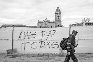 Colombia: La paz no es solo el silencio de lasarmas