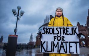 Qualche considerazione irrituale su Greta Thunberg