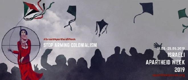 Israeli Apartheid Week 2019