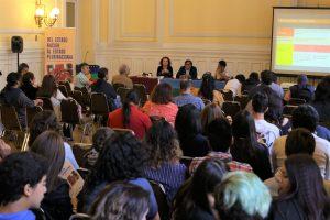 Chile: un éxito el Conversatorio «Del Estado Nación al Estado Plurinacional»