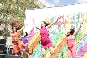 """Φεστιβάλ στη Βαρκελώνη: """"η αγάπη κερδίζει το μίσος"""""""