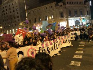 8M La huelga feminista lucha contra todas las discriminaciones