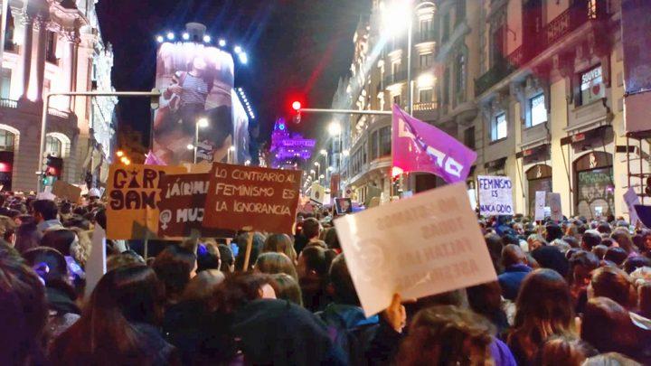 Madrid 8M19-Mar Cagigal 01