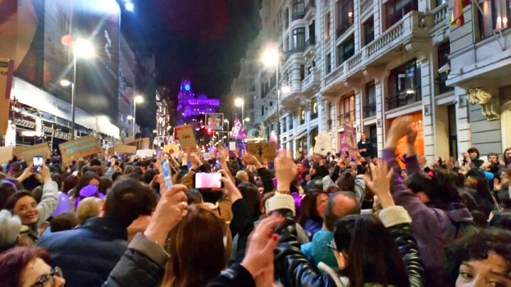 Madrid 8M19-Mar Cagigal 02