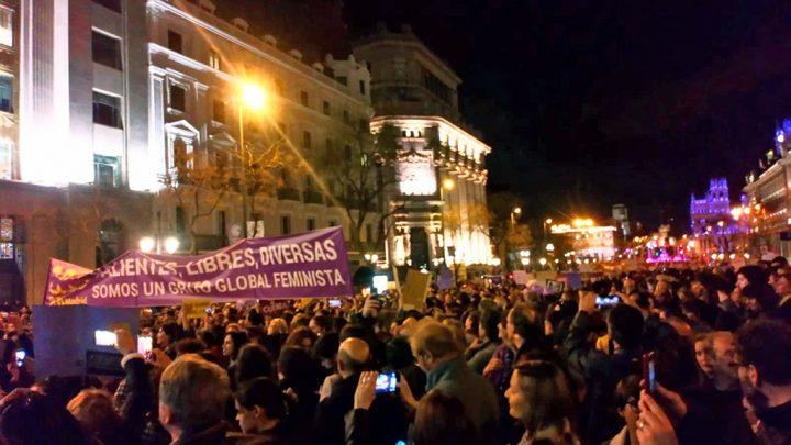 Madrid 8M19-Mar Cagigal 03