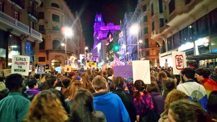 Madrid 8M19-Mar Cagigal 10
