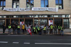 Financiaciones climaticidas en la Caisse des Dépôts