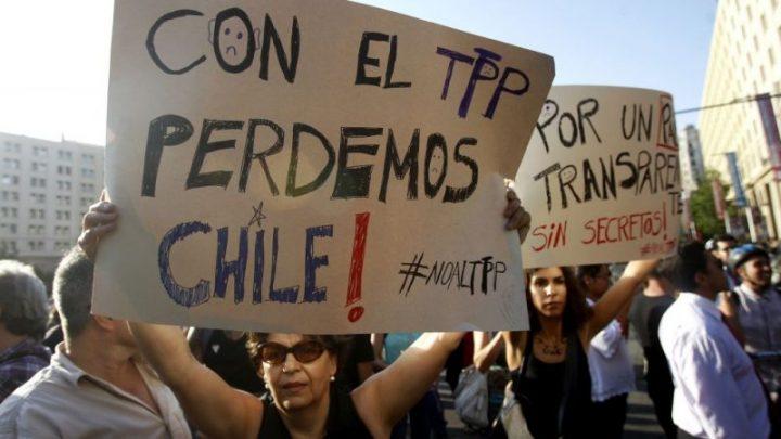 Declaración pública – Chile mejor sin TLC: Rechazamos TPP-11