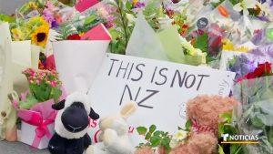 Neozelandeses começam a entregar armas