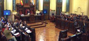 Unanimidad contra las armas nucleares en A Coruña