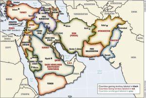 """20 marzo 2003: iniziava l'invasione dell'Iraq, il """"caos creativo"""" ideato dai neocon, che continua a devastare il Medio Oriente"""