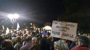 Argentina: apoyan la labor del juez Ramos Padilla