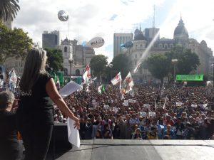 #Son30000 Multitudinario Día de la Memoria, Verdad y Justicia en Argentina