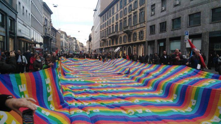 manifestazione antirazzista 2 marzo