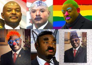Burundi: arrestate e rilasciate tre liceali che hanno imbrattato l'immagine del presidente