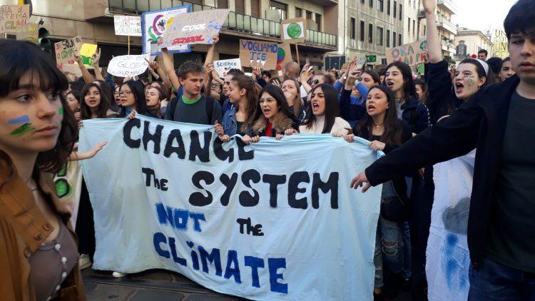 Dove era l'Italia quando a Washington si prendevano impegni sul clima?