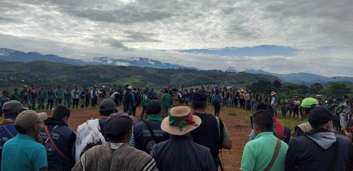 """""""Duque no viene al Cauca porque lo vamos a desenmascarar"""" Oscar Bonilla, delegado indígena"""