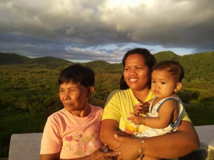 Mujeres filipinas se hacen cargo de la recuperación de la turbera