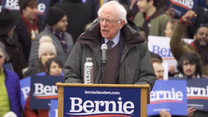 Bernie Sanders Kicks Off 2020 Run in Brooklyn, New York