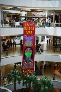 8M: revolución no violenta
