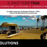 Dépasser les constats – proposer des solutions / Newsletter TINA # SOLUTIONS – Octobre 2020