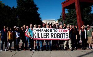 A magyarok megállítanák a gyilkos robotokat, a nagyhatalmak ragaszkodnak hozzájuk